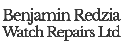 Benjamin Redzia Watch Repairs Ltd logo